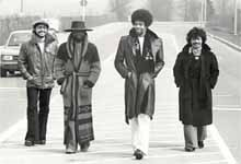1976 formation of the band